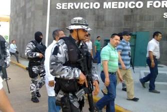 Detienen a José Ramón Díaz Uribe -