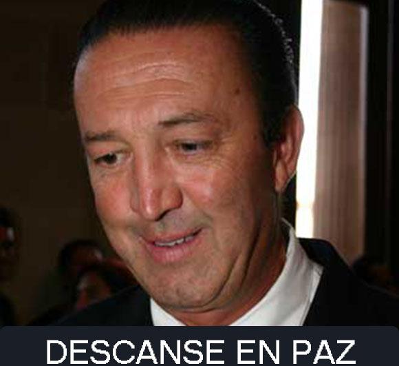 Muere el empresario potosino Vicente Rangel Lozano