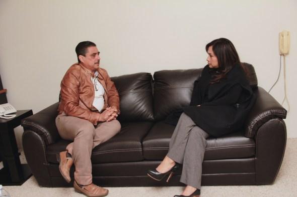 Sonia Mendoza y Hector-D-Argence
