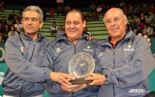 Inauguran Torneo Tenis CDP 2015-10
