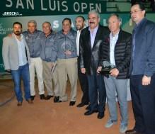 Inauguran Torneo Tenis CDP 2015-11