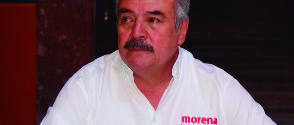 El Gallardismo no tiene Cabida en Morena, Recuerda Sergio Serrano