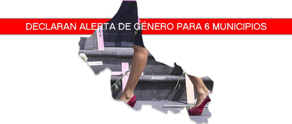 Declara Secretaría de Gobernación Alerta de Violencia de Género Contra las Mujeres en Seis Municipios de SLP