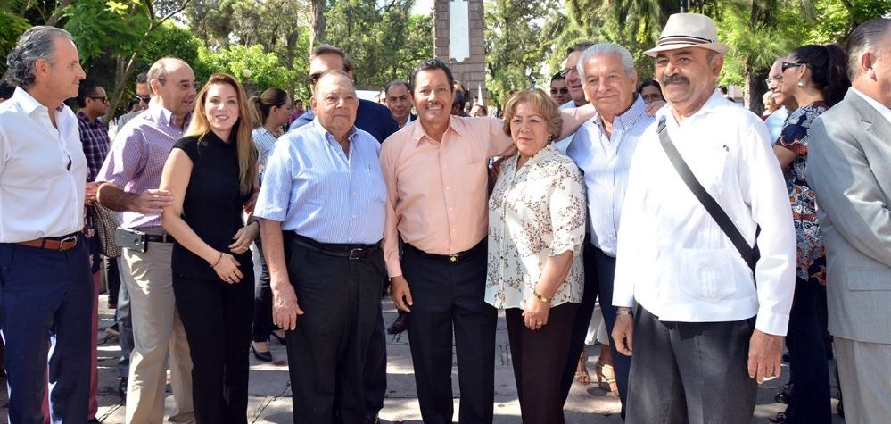 Enpresarios respaldan trabajo del Municipio de la Capital