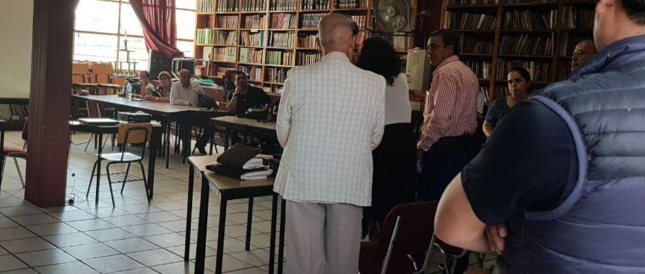 SEGE suspende al director de la ETI para no generar tensión en las investigaciones