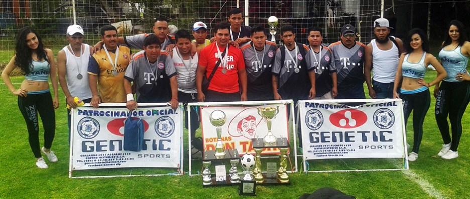 FC LA LOPEZ-Liga Central-