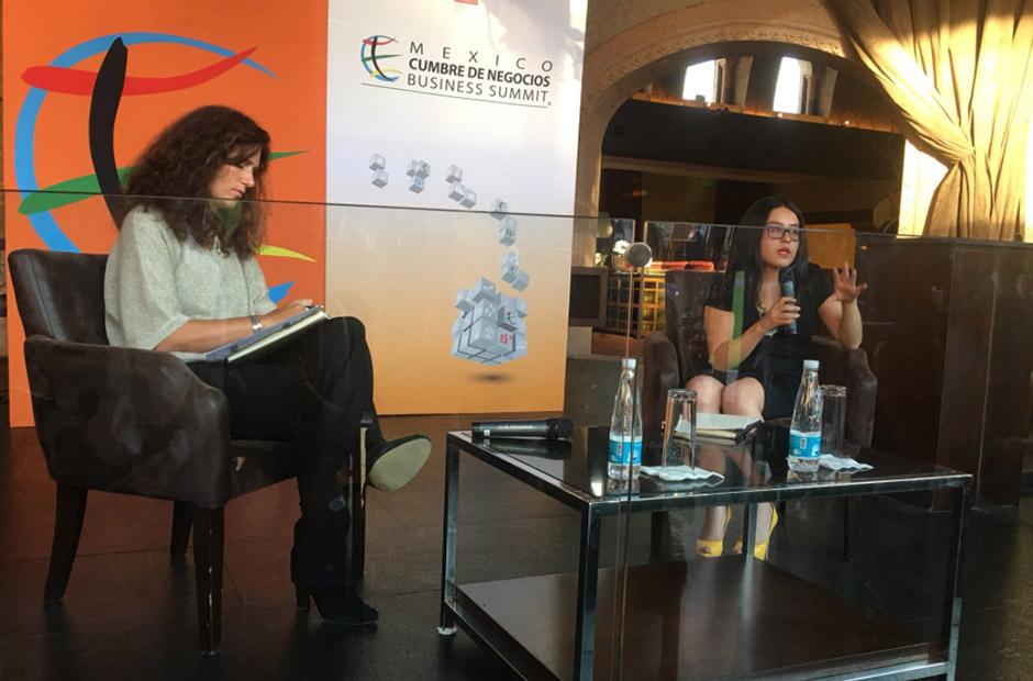 xv cumbre de negocios-#ImeldaFlores