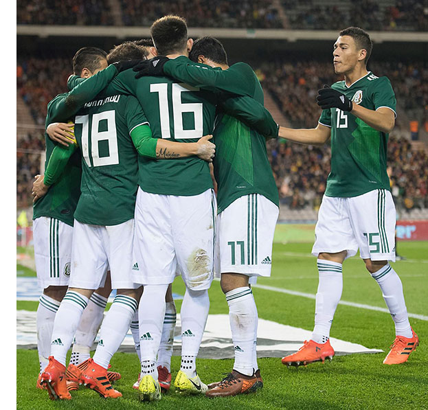 Mexico empata a 3 con Belgica-623x-2