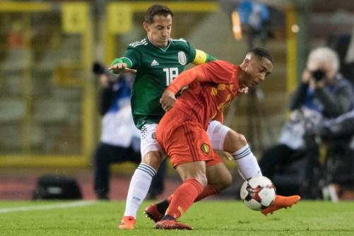 Mexico empata a 3 con Belgica-9