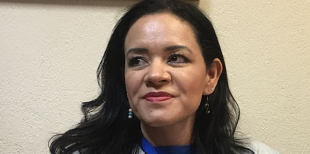 Rocio Elizabeth Cervantes- Auditora Superior del Estado-0