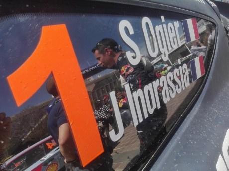 Sebastien Ogier -campeon del Rally México 2018-3