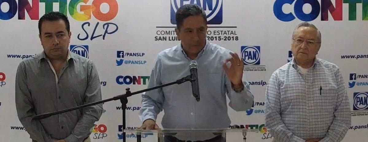 PAN Confirma Candidatos a Diputados Federales y al Senado
