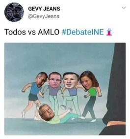 1-memes 1er debate presidencial 2018-6