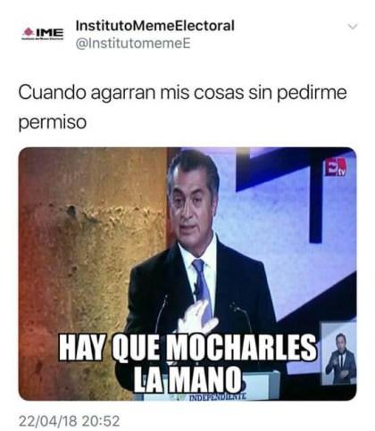 2-memes 1er debate presidencial 2018-3