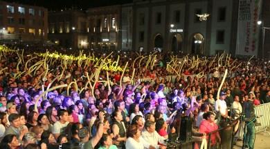 Angeles Azules - Festival de la Cantera-2