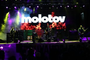 Molotov en el Festival de la Cantera 4