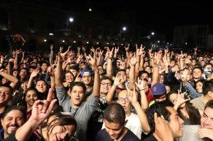 Molotov en el Festival de la Cantera 6