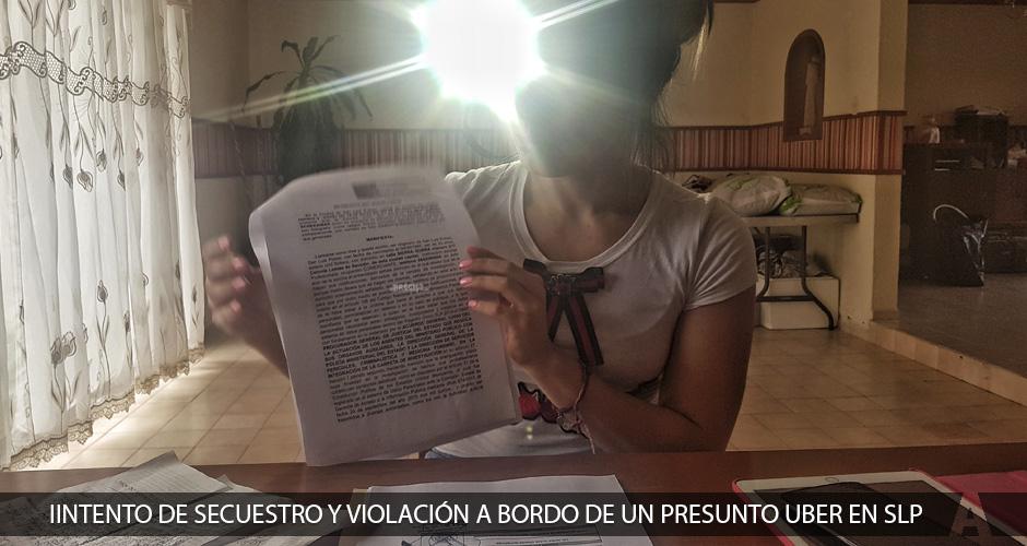 Jovencita Denuncia Intento de Secuestro y Violación a Bordo de un Presunto Uber