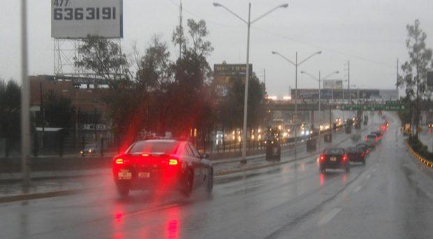 SMN Pronostica Lluvias en SLP y Ráfagas de Hasta 60kms/h