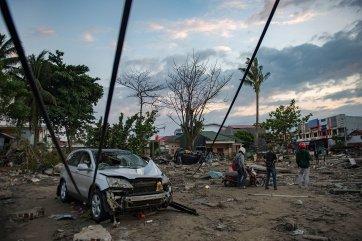Sismo en Indonesia 2018 17