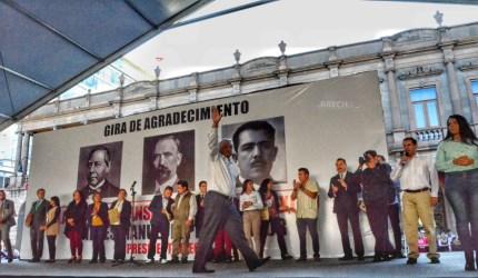 Gira de Agradecimiento de AMLO en San Luis 2