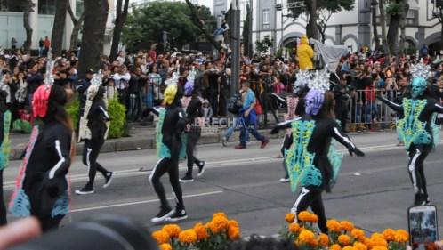 Desfile del 007 Spectre 28