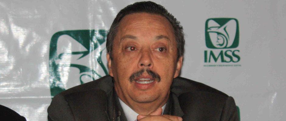 Cesan a José Sigona de la Delegación del IMSS en Morelos