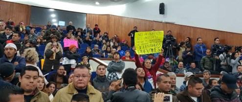 LXII Legislatura-rechazo al aumento del agua-0