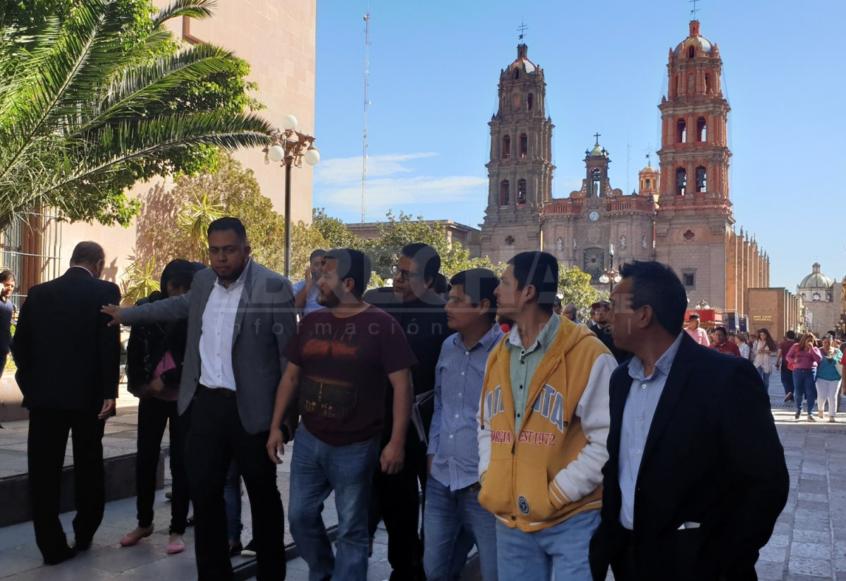 """""""Granos de la Misma Mazorca"""" se Declaran Diputados de la Coalición Juntos Haremos Historia y Gabino"""