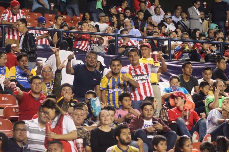 Atletico San Luis vs Bravos de Juarez-aficion-3