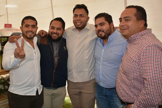 Gabino Morales Celebra 30-amigos-5
