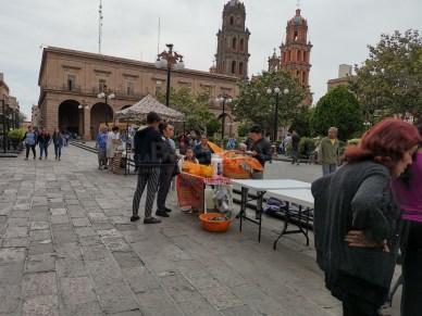 Ambulantes en Plaza de Armas 4