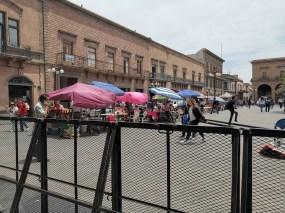 Ambulantes en Plaza de Armas 7