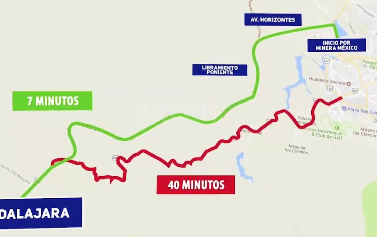 Inicia Operaciones Vía Corta a Guadalajara