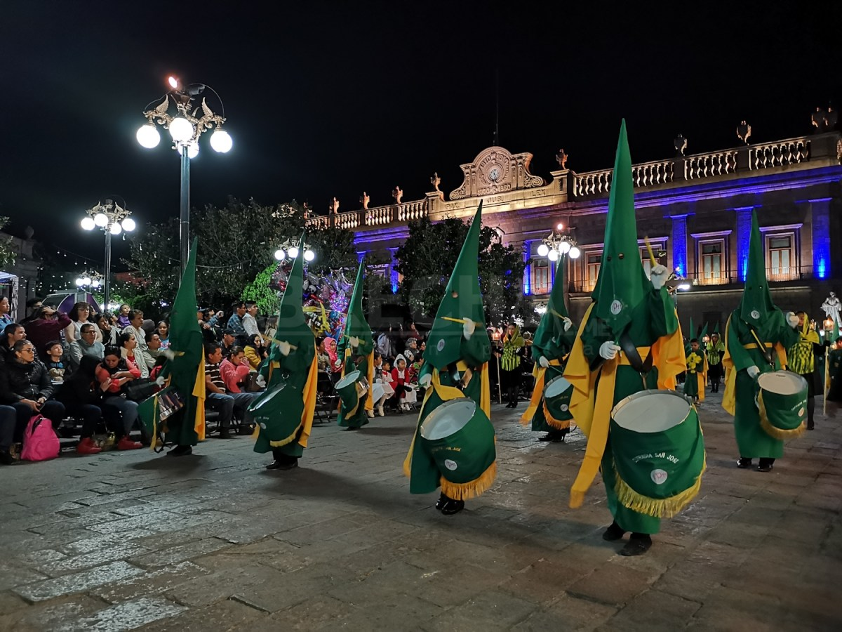66 Años de la Procesión del Silencio en San Luis Potosí