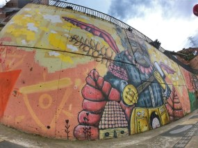 Comuna 13 Medellin 16