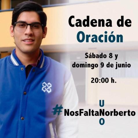 #Colibri Norberto Ronquillo Hernández-Descansa en paz-cadena oracion