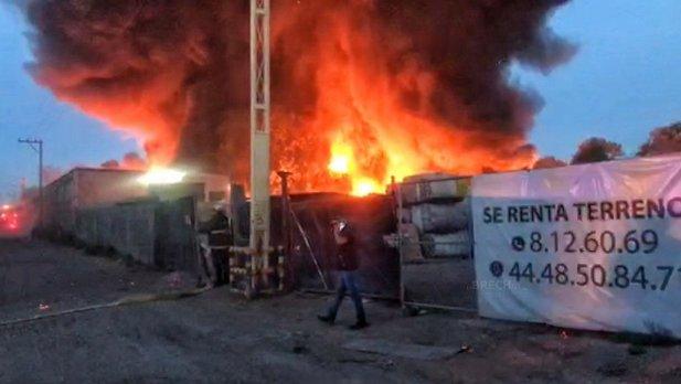 Recicladora San Luis Potosí