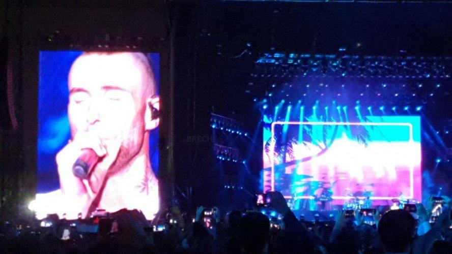 Maroon 5 Foro Sol