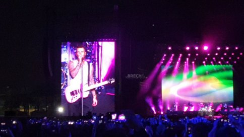 Maroon 5 en México