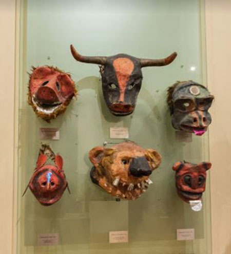 museo-nacional-mascara-fantasía