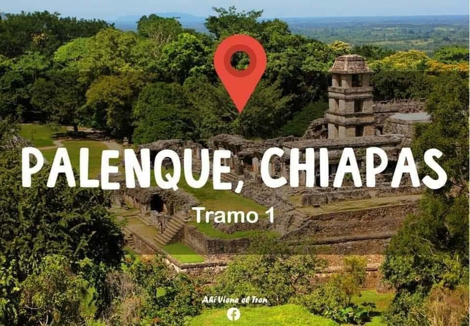 Tren Maya-Palenque