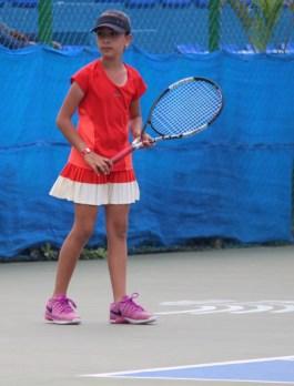 1er Campeonato Nacional Tenis Grand Slam -finalista 1 cat 10 años fem (dobles)