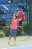 1er Campeonato Nacional Tenis Grand Slam -finalista1 cat 10 (dobles)