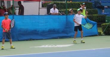 1er Campeonato Nacional Tenis Grand Slam -Finalitas cat10 dobles