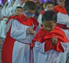 Procesion del silencio en San Luis Potosi 58