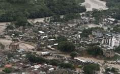 SANTOS ELEVA A 154 LOS MUERTOS POR AVALANCHA EN CIUDAD COLOMBIANA DE MOCOA