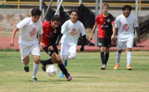 Copa Gobernador infantil 2017-2