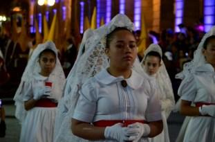 Procesion del silencio en San Luis Potosi 41