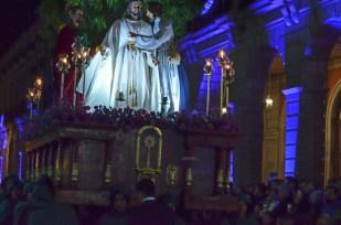 Procesion del silencio en San Luis Potosi 33